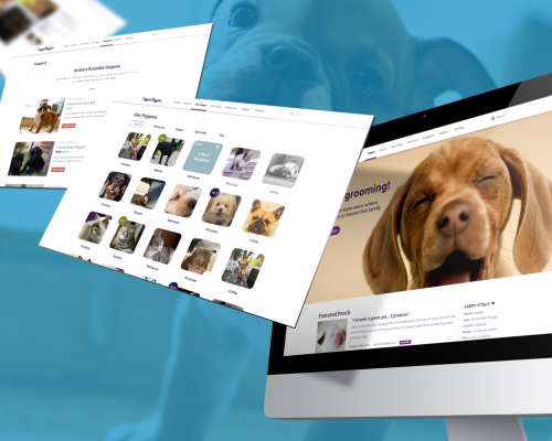 Animals & Pets Template
